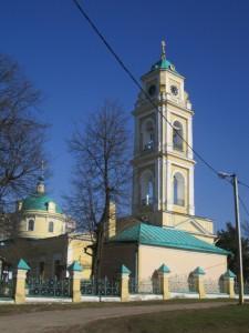 Никольский храм г. Лосино-Петровский